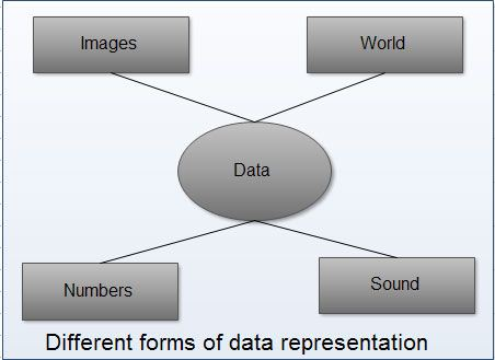 what do you mean by data and information